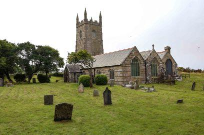 St Uny Church